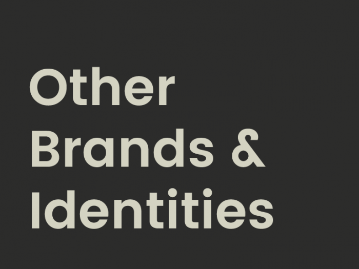 other brands & Identities
