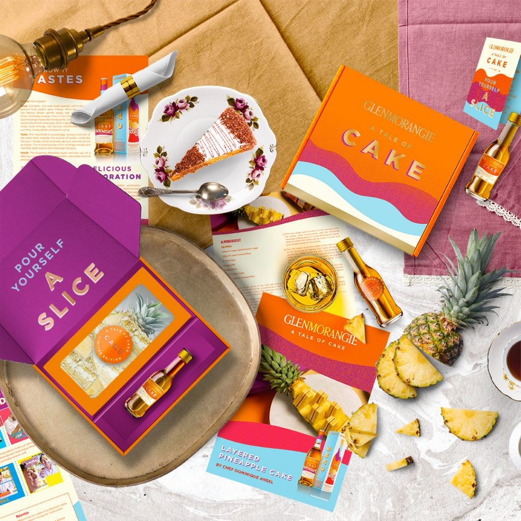 Cake at Home - Brand development project